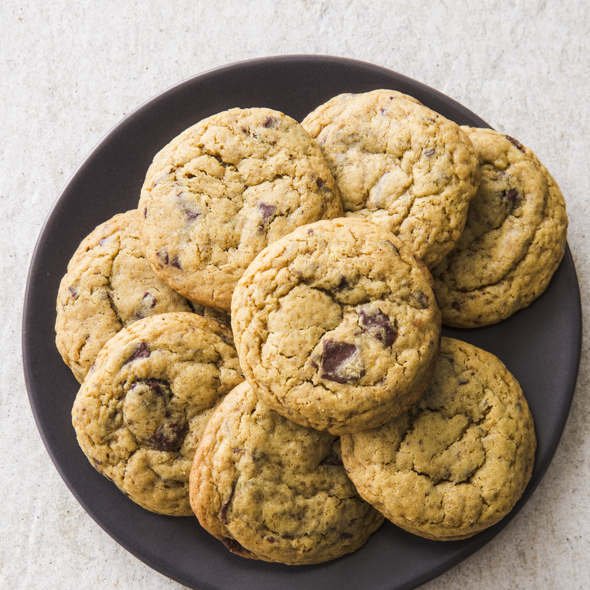 America S Test Kitchen Naturally Sweet Chocolate Chip Cookies